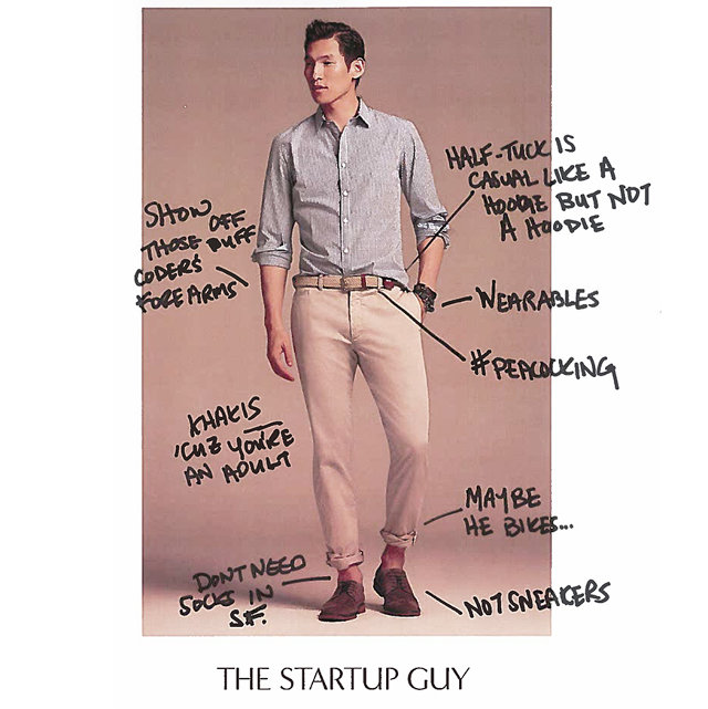 """""""Startup Guy"""" - So Hot Right Now"""
