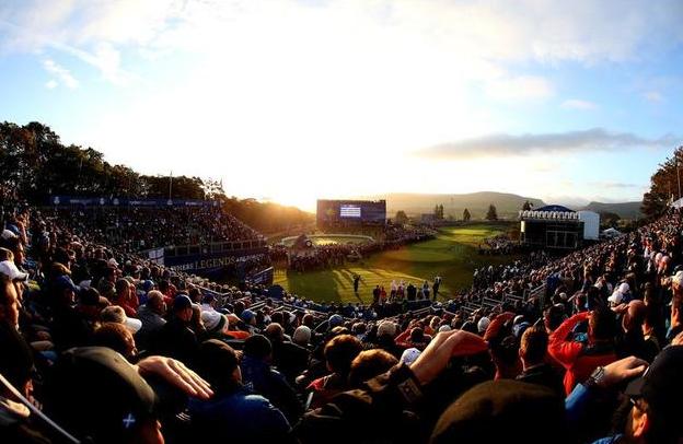 Photo courtesy of the PGA