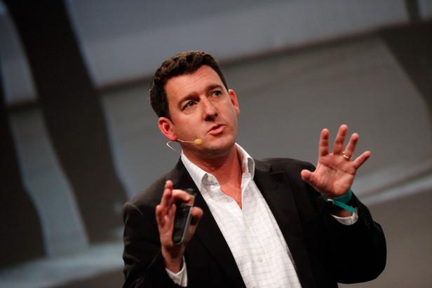 Norm Johnston, Chief Digital Officer, Mindshare. Photo courtesy ofWebit Congress