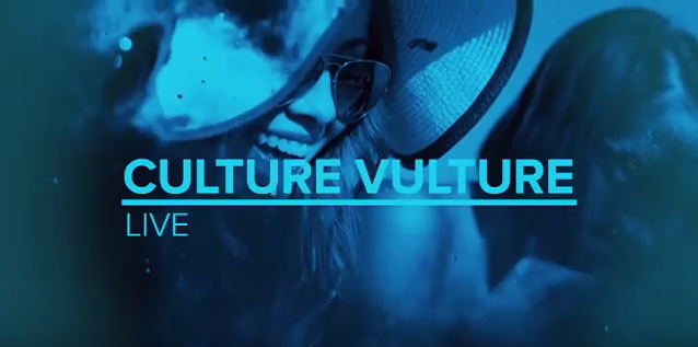 This Week:'s Culture Vulture Live: How to Make Runway Art