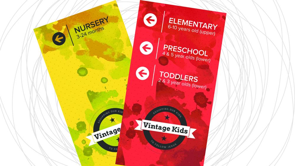 Kids Brand & Signage