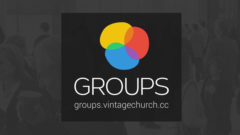 Groups Logo & Brand