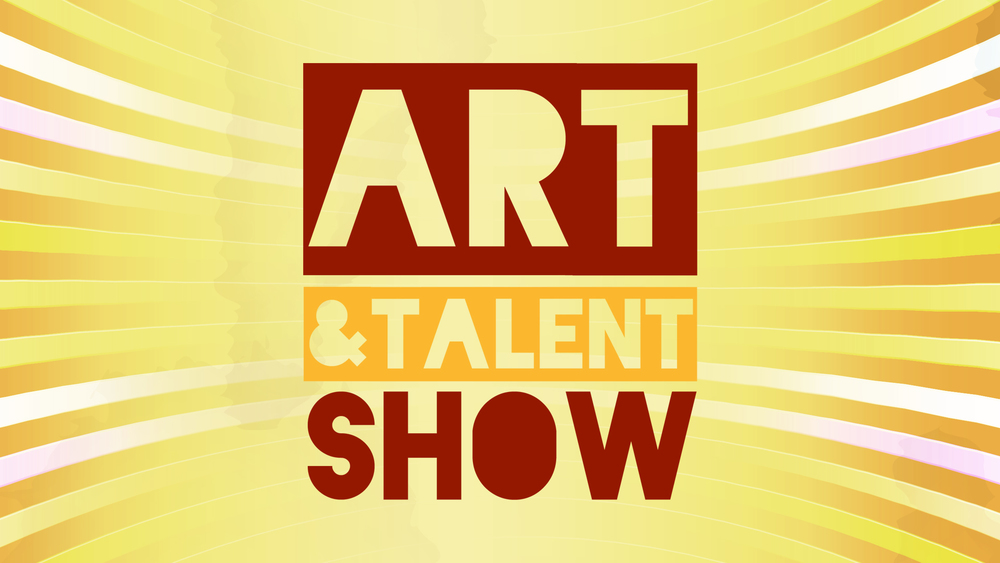 Art & Talent Show Graphic