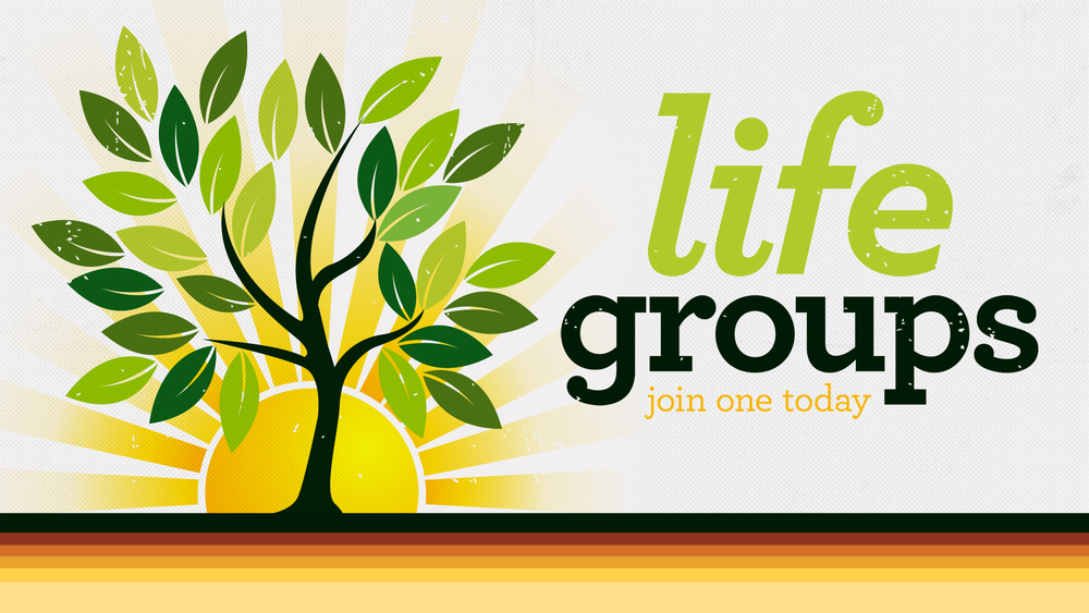 Life Groups Slide