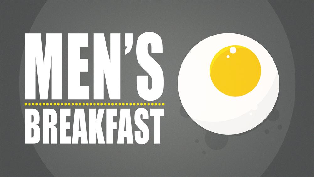 Men's Breakfast Slide