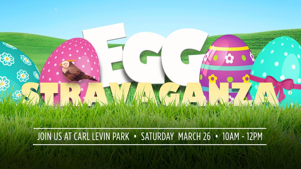 Eggstravaganza - Graphics