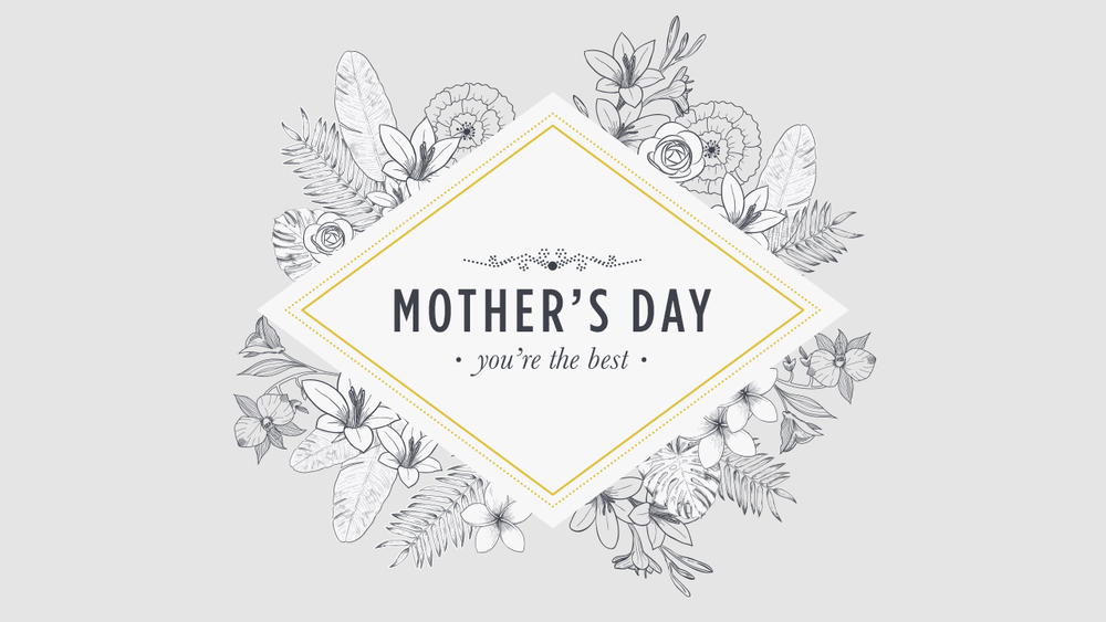 Mother's Day Graphic