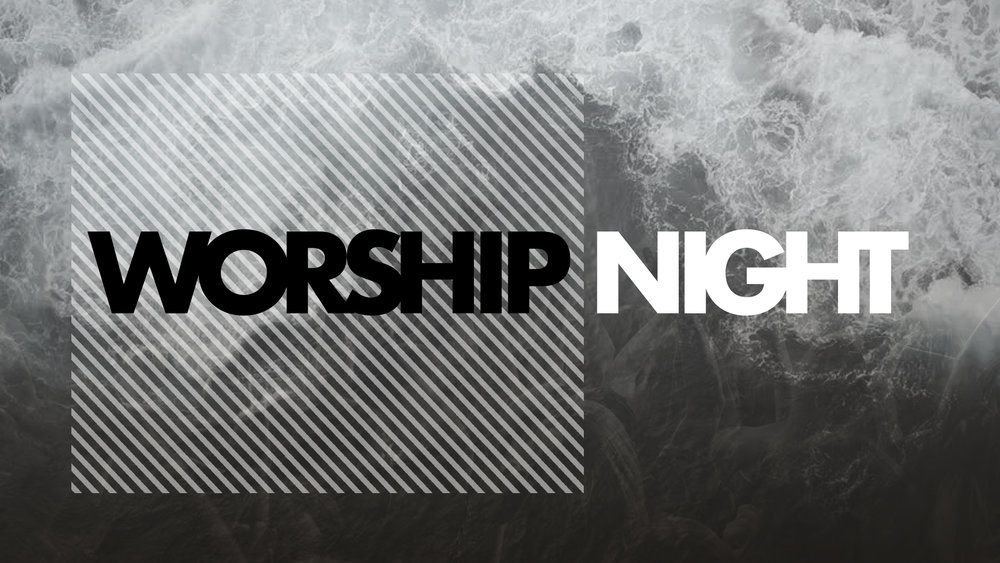 Worship Night - Graphics