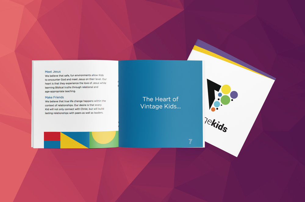 Parent Booklet - Indesign Template