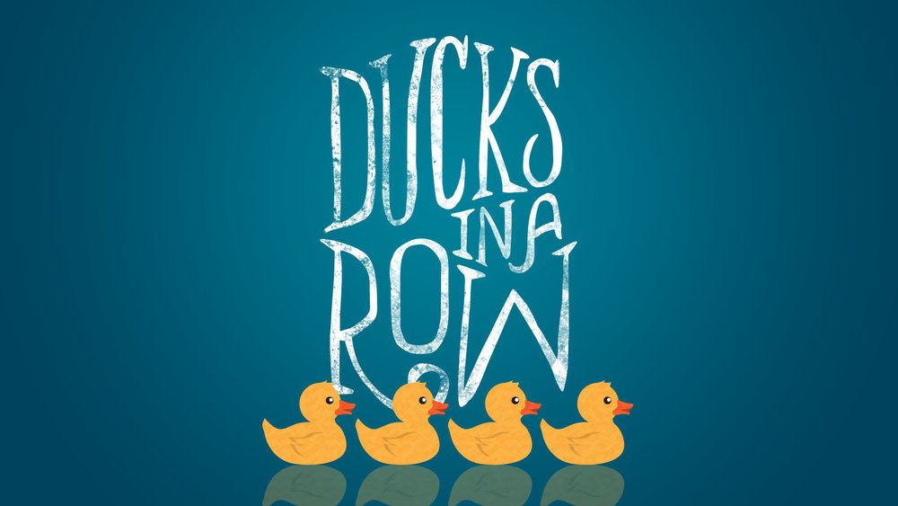 Ducks In A Row - Graphics