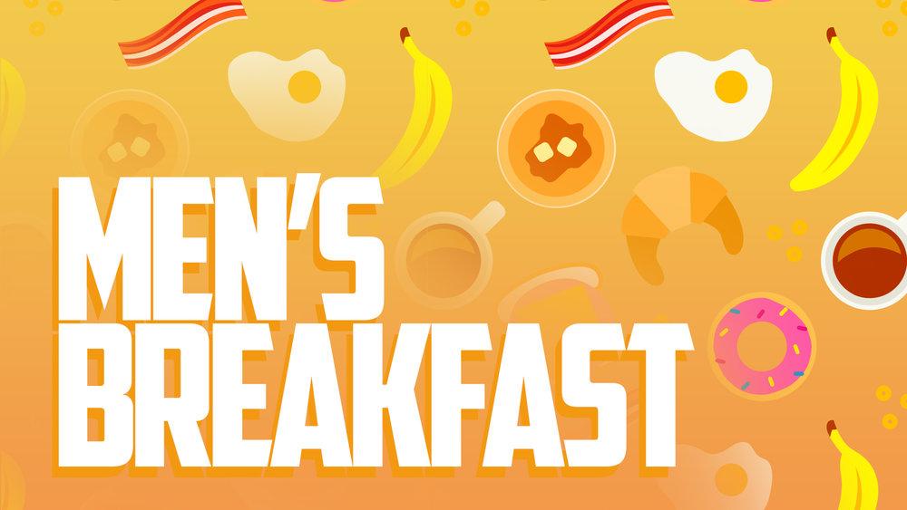 Men's Breakfast - Graphics