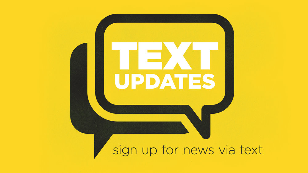 Text Updates - Graphics