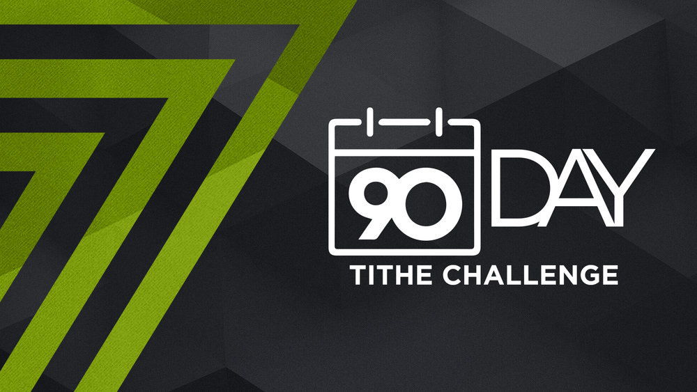 90 Day Tithe