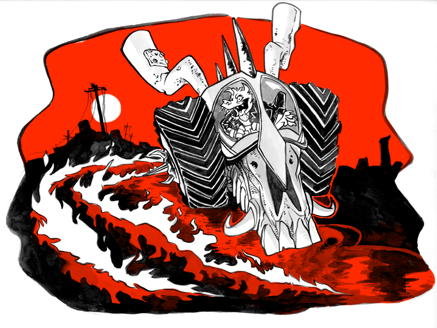 Hellcar