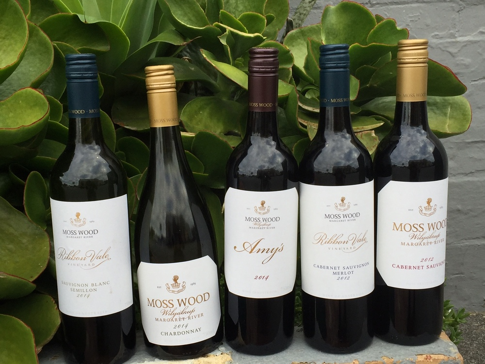 "Tonight's FREE in-store tasting sells itself!  We have Moss Wood Open!!! Planted in 1969, this is one of Margaret Rivers most important and pioneering vineyards.  ""Wines of this caliber are worth a special effort to find, purchase and consume."" LISA PERROTTI BROWN MW EROBERT PARKER.COM We invite you to come down to Old Bridge Cellars tonight, Friday the 29th of July, from 4.00pm until 7.00pm  to try these amazing wines.   Open will be.... Moss Wood Ribbon Vale Sauvignon Blanc Semillon 2014 Moss Wood Wilyabrup Chardonnay 2014 Moss Wood 'Amy's' 2014 Moss Wood Ribbon Vale Cabernet Sauvignon Merlot 2012 and I will bring up from the cellar for tasting and purchase the iconic... Moss Wood Wilyabrup Cabernet Sauvignon 2012 Come down and enjoy the chilled and informative atmosphere, tasty cheese platter and exceptional wines.  See you all down here. Jay and the Old Bridge Team"
