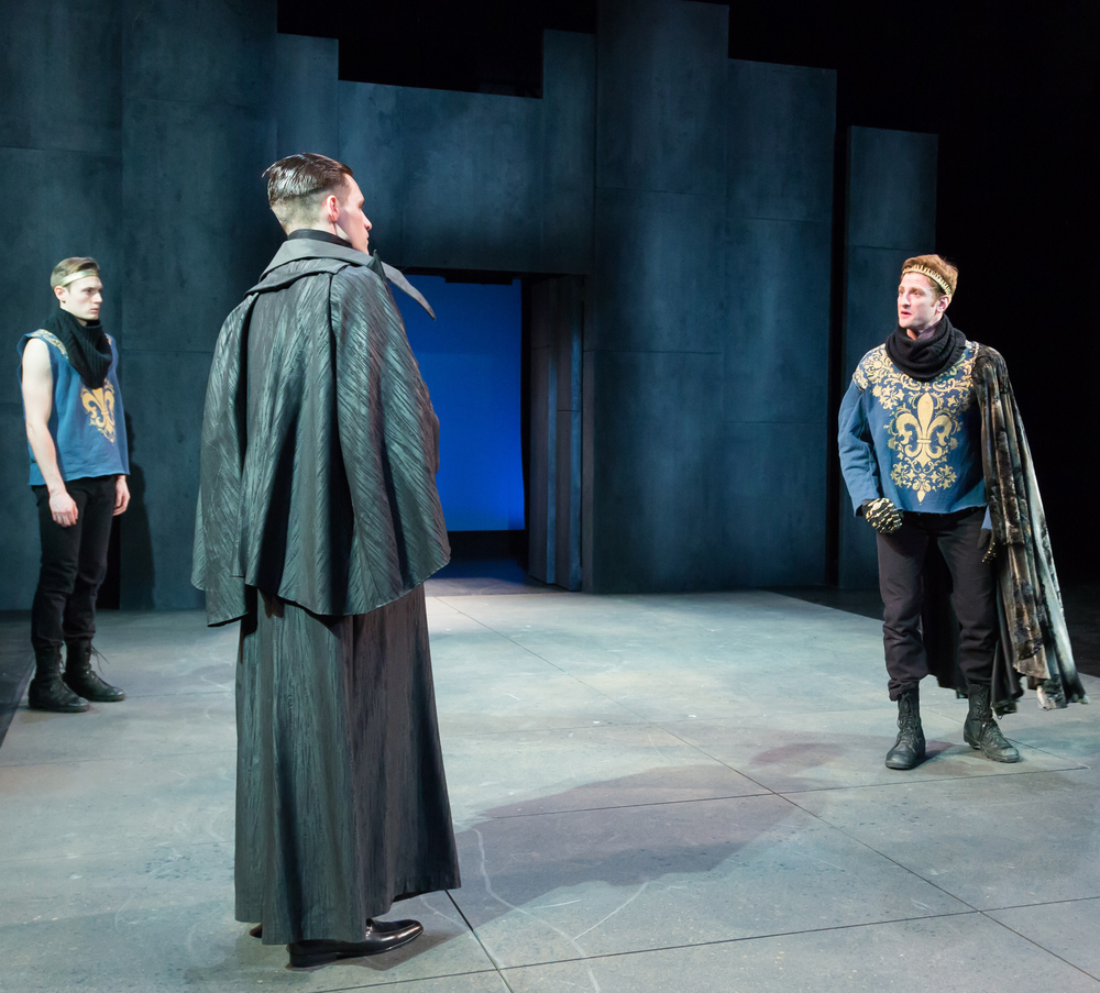 King John. Yale School of Drama.