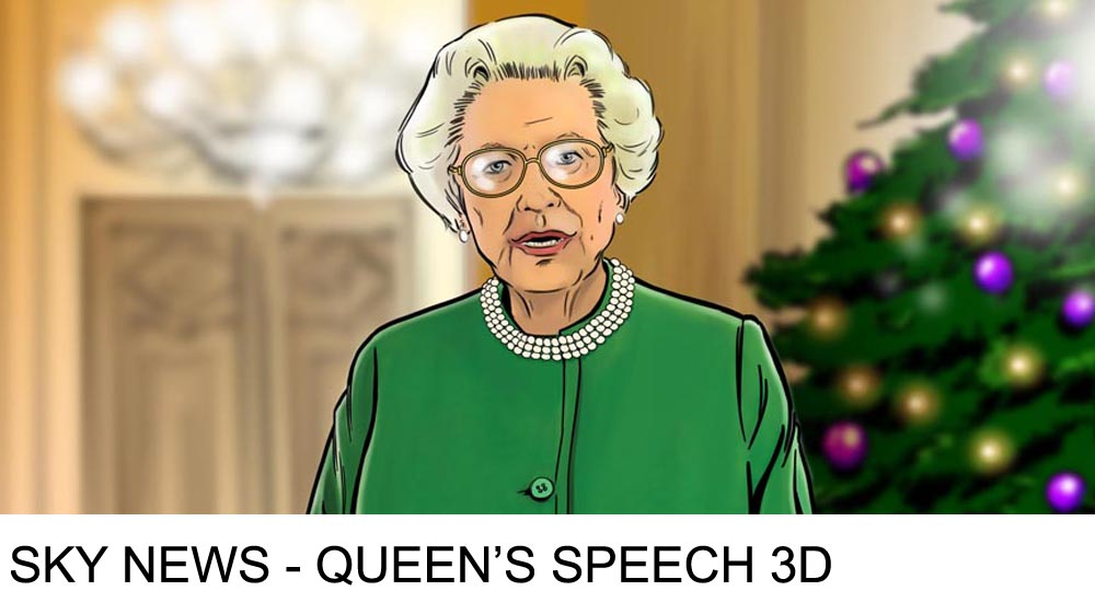 Sky News Queens speech 2014