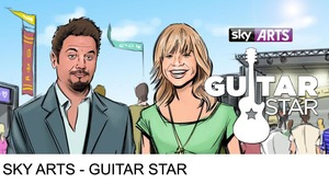 Guitar Star - Sky Arts