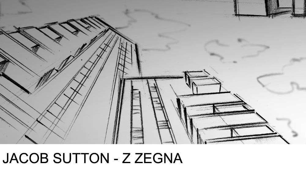 Jacob Sutton - Z Zegna