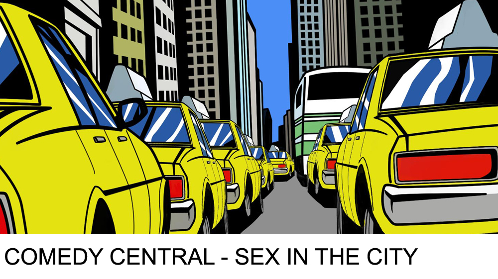 Comedy Central - Sex in the city
