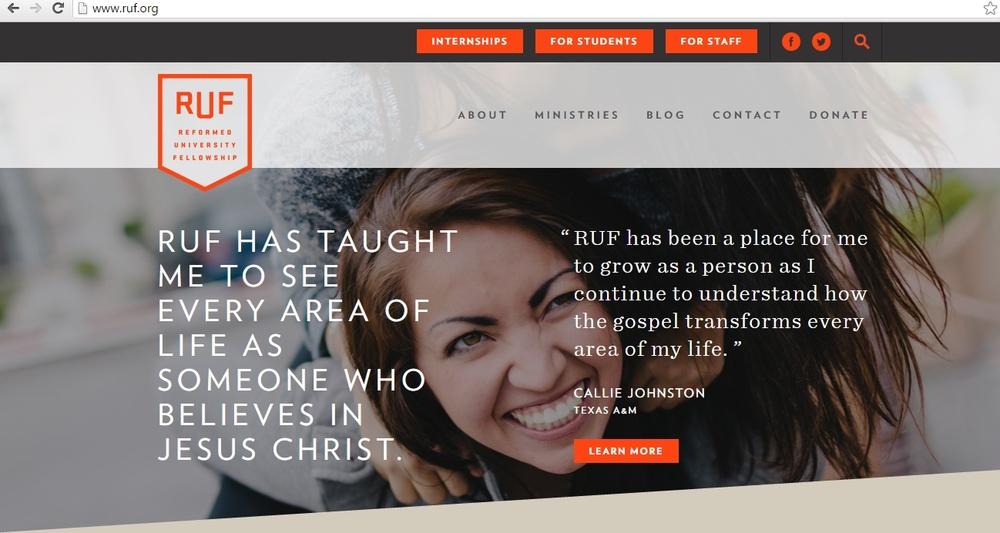 RUF - ruf.org