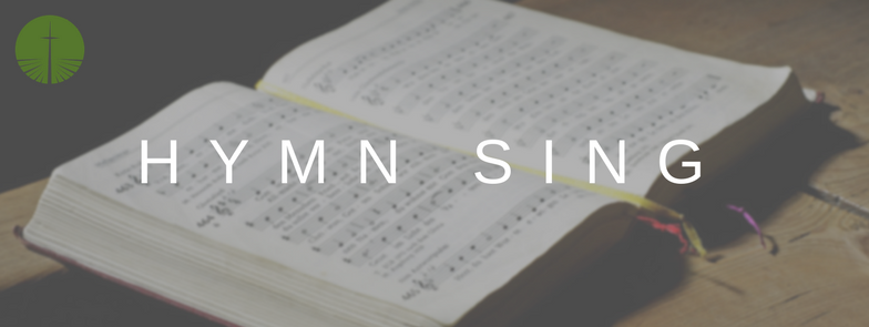 Join us the evening of June 10 for a short devotional and hymn sing!