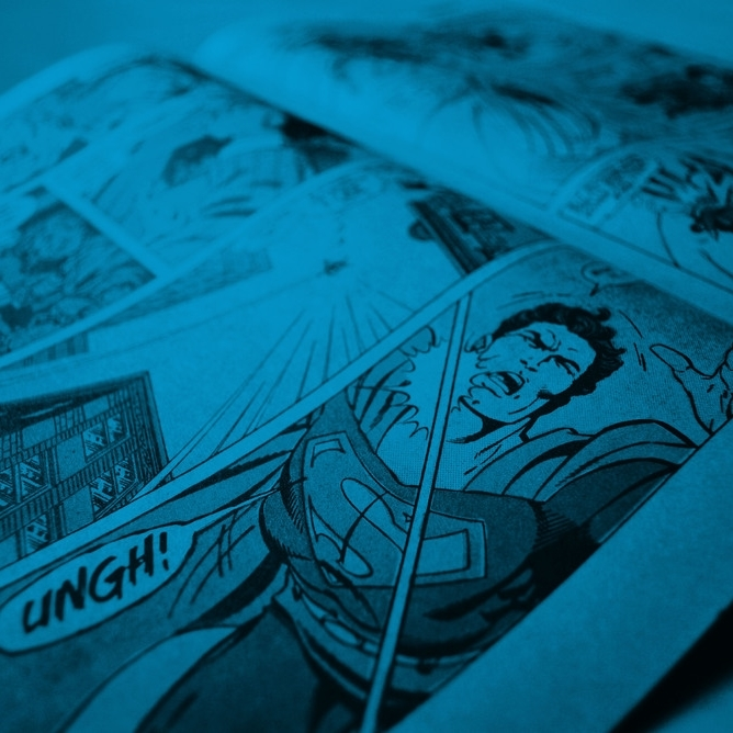 Brand Collateral for CBCS Comics