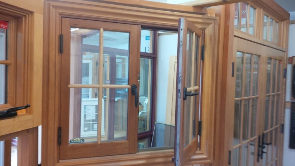 Norwood elegant inswinging French casement & OUR SHOWROOM u2014 LOEWEN WINDOW CENTER OF VT u0026 NH