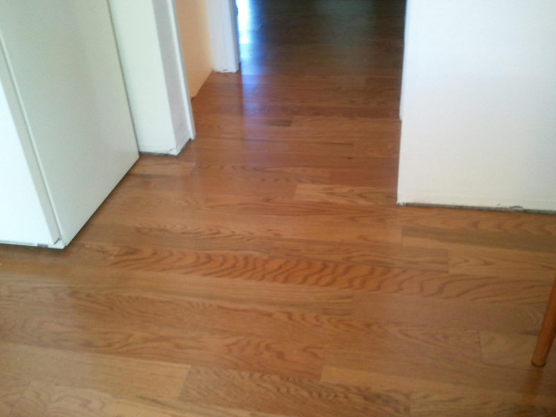 The Kemper Remodel - Hardwood Floors -