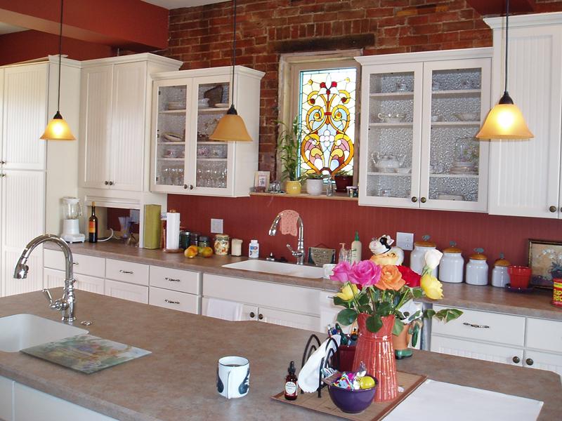 The Marshall Kitchen