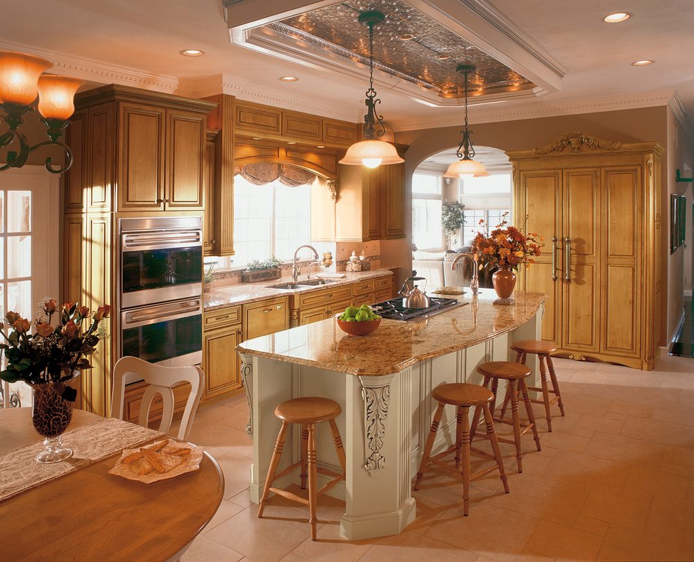 Omega-Traditional Kitchen with Delmar Door Style.jpg
