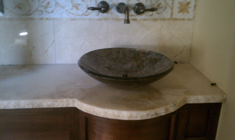 Vessel Sink in Onyx