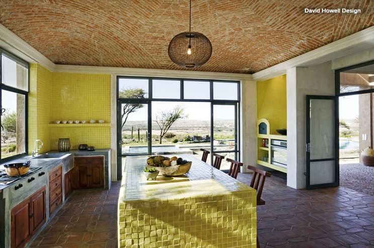 Here Are 7 Stunning Kitchens With Yellow Backsplashes, As Well As A Few Of  My Top Picks For Yellow Tiles.