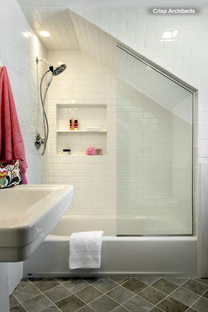 Bathroom Ideas Shower Curtain Or Doors
