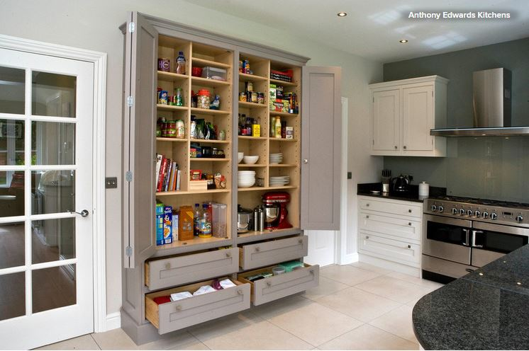 kitchen cabinet alternatives. Or seek out purse friendlier  ready made alternatives that have a Shaker style door attached directly to the cabinet box How Plan Quintessentially English Country Kitchen American