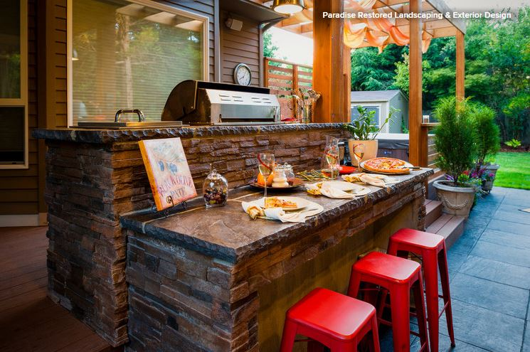 10 Ideas To Make Your Outdoor Kitchen Sizzle Blog