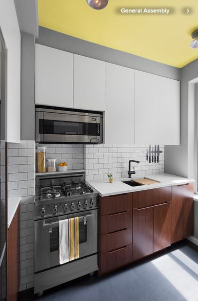 Genius design moves for small kitchens