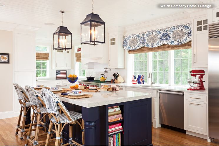 Breezy Coastal Kitchen