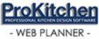 ProKitchen Web Planner