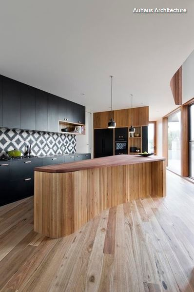 Black Kitchen 5