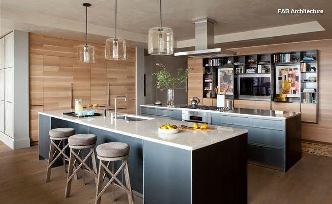 3 Kitchens With Hardworking Storage Walls