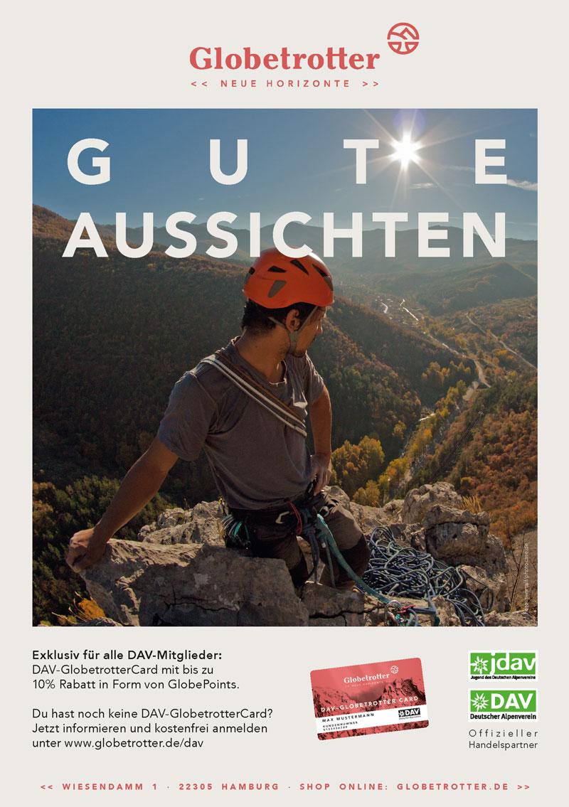 Anzeige DAV Hamburg Alpin