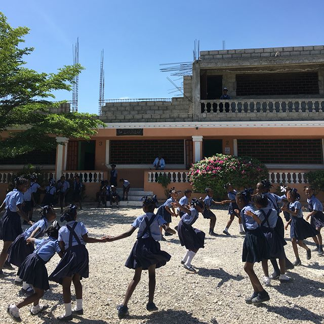 It's been an amazing couple days of ministry here in Haiti! God is doing incredible things through @newlife4kids, @gsfhaitimission @elsonsanon and Pastor Lionel Jeudy!