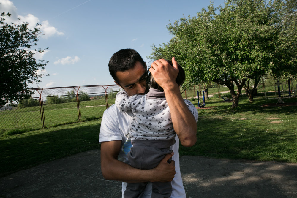 Asylum Seekers Face Uncertainty in Croatia -