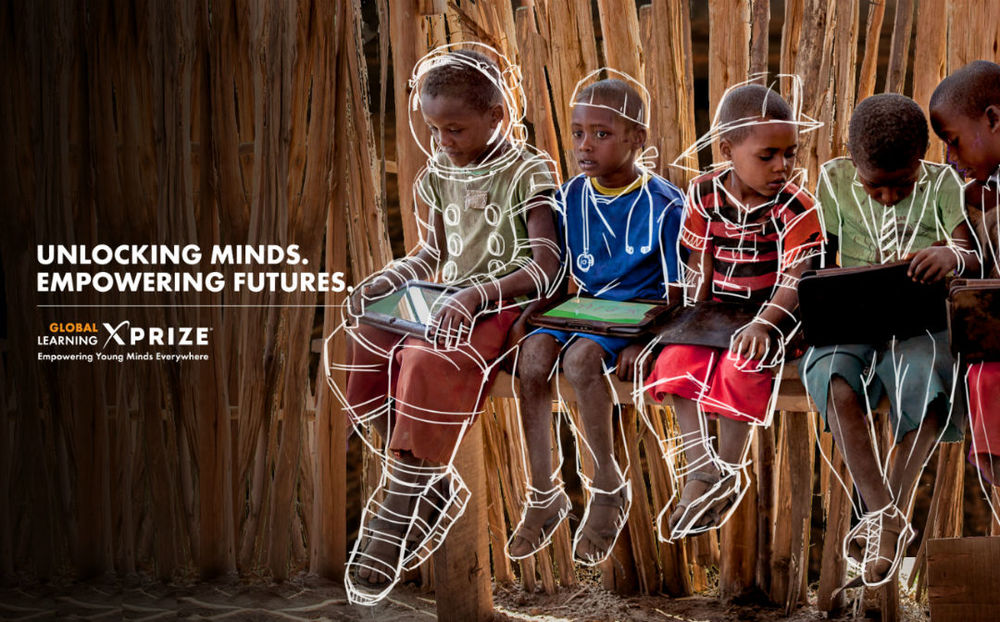 Image:  Global Learning XPRIZE