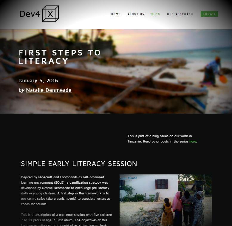 Dev4X Blog
