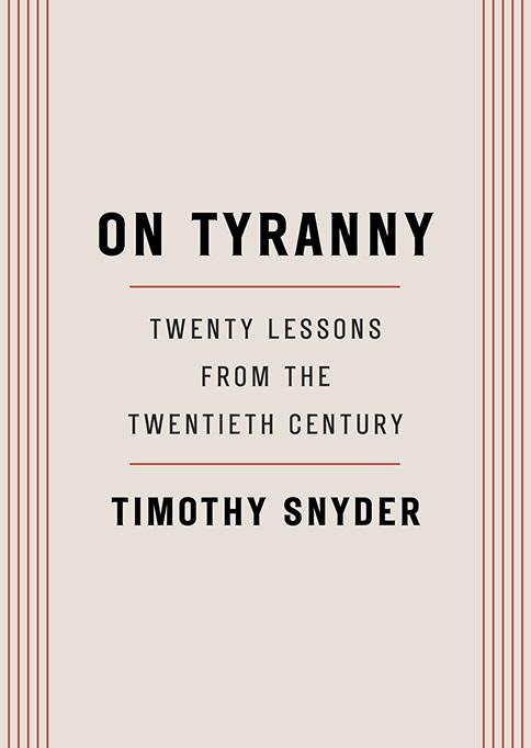 On Tyranny, cover image.jpg