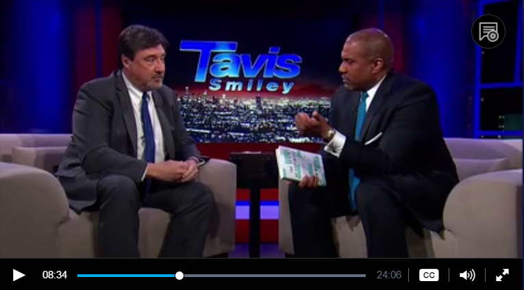 US Naval War College Professor Tom Nichols speaking about his very timely book  THE DEATH OF EXPERTISE  on Tavis Smiley.
