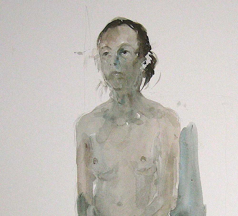 Watercolour: 15 x 18in
