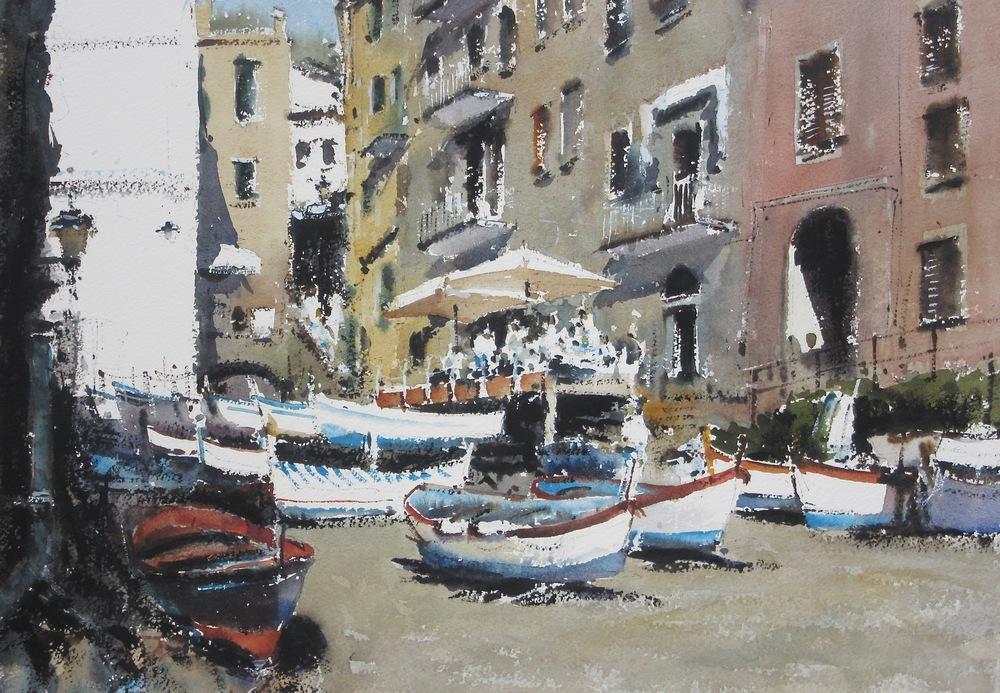 Rio Maggiore Italy: 13.5 x 19 in: £850